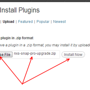 """New way to upgrade to """"Pro"""""""