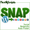 New Release: SNAP for WordPress Version 3.4.4