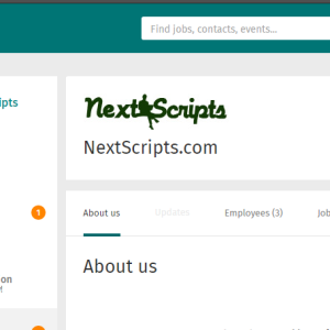 XING Autoposting – New NextScripts Premium API